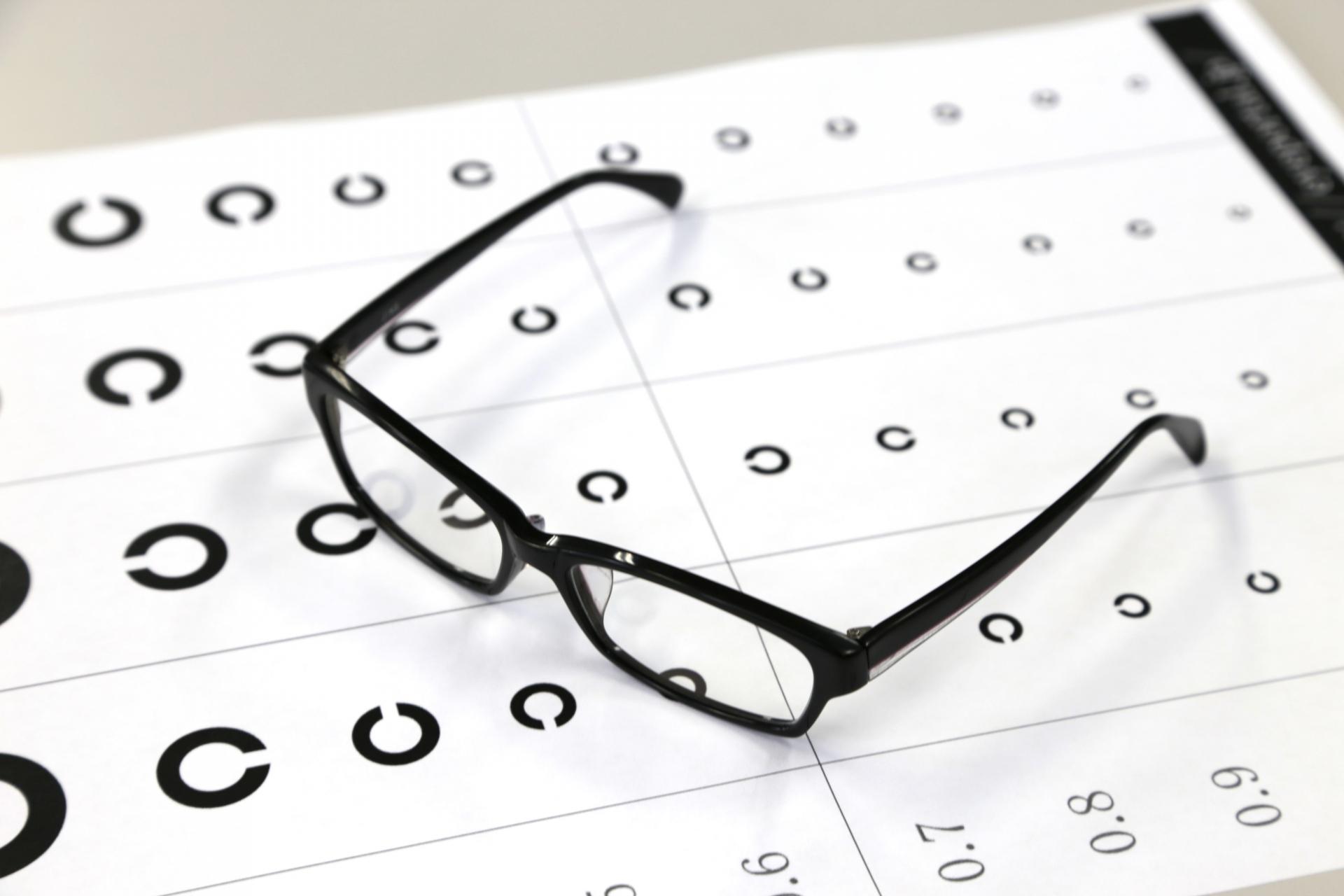 メガネの常識のウソ