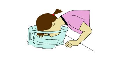 3種類の洗眼